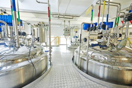 Primer avtomatizacije proizvodnih procesov, proizvodni obrat
