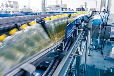 Prikaz proizvodnega obrata kot rešitve za nemoteno in stabilno delovanje