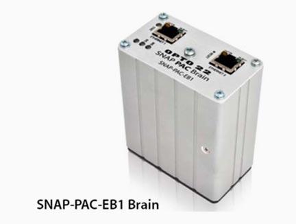 prikaz inteligentnega vhodno/izhodnega procesorja snap pac eb