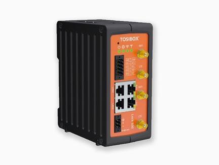 TOSIBOX Lock 500 visoko zmogljiva naprava