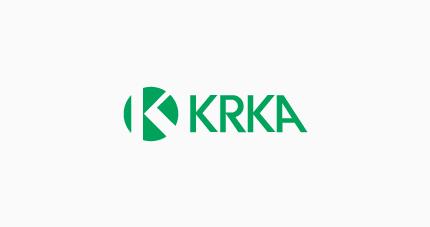 Logotip Krka