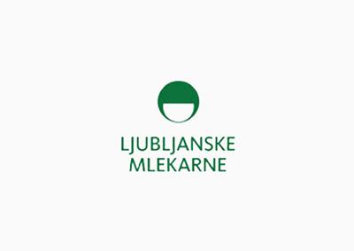 Logotip Ljubljanske mlekarne