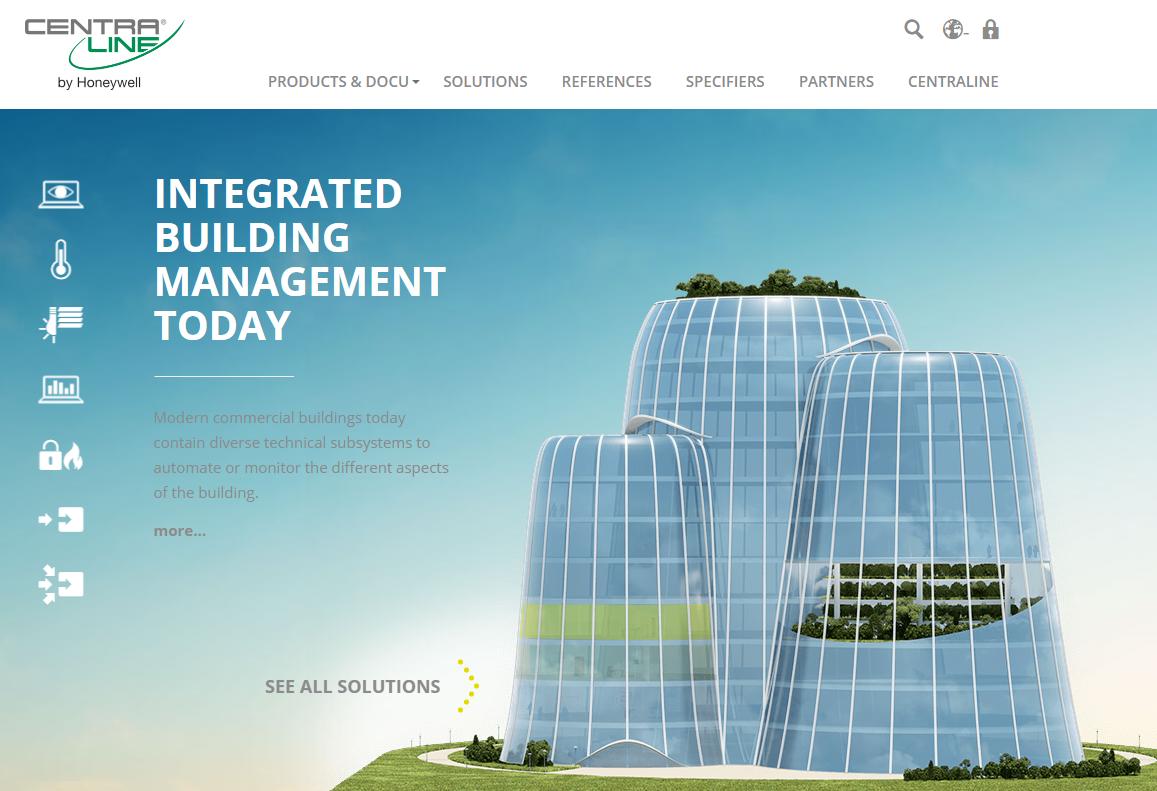 CentraLien Integrirana avtomatizacija zgradb
